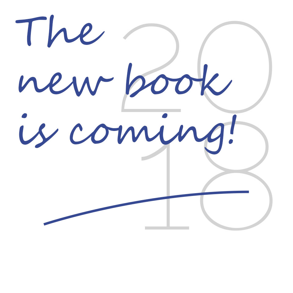 The new book is coming